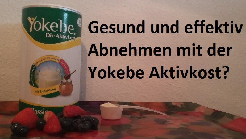 Yokebe Erfahrungen Der Yokebe Diät Shake Im Test