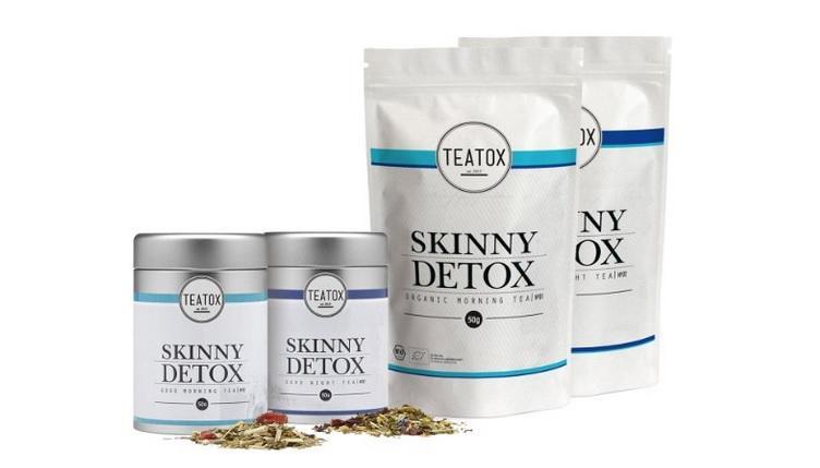 Teatox Tee zum Wohlfühlen und Abnehmen