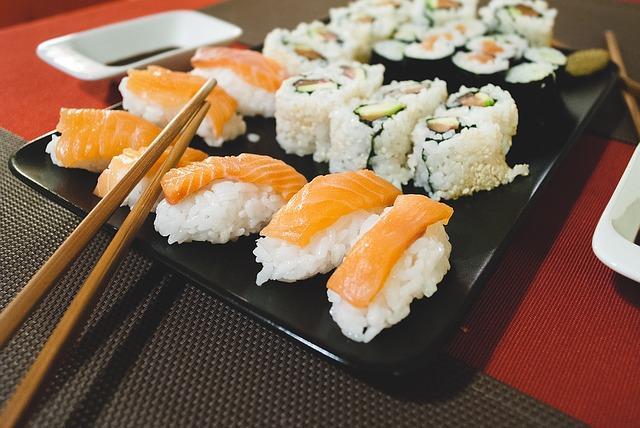 Japanisches Reisgericht