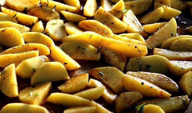 Kartoffel in der Kartoffeldiät