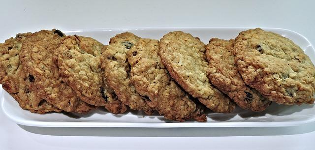 Vollkorncookies kurbeln den Stoffwechsel an